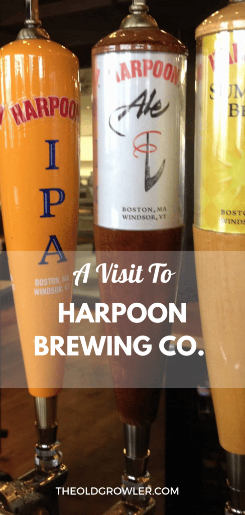 A Visit To Harpoon Brewing Co.